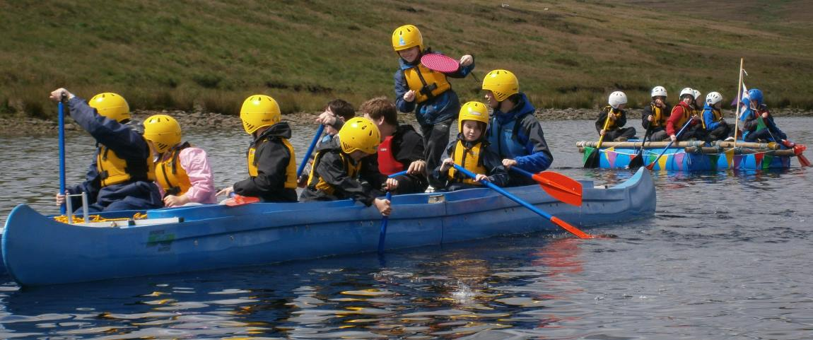 Bellboating: Paddle as a team!